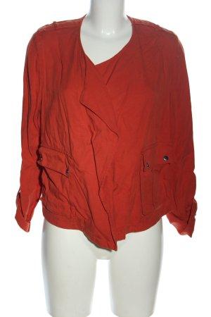 Bershka Kurtka o kroju koszulki jasny pomarańczowy W stylu casual