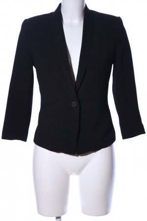 Bershka Smoking-Blazer schwarz Casual-Look