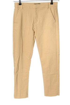 Bershka Pantalone jersey marrone stile casual