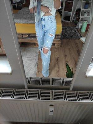 Bershka Straight Jeans