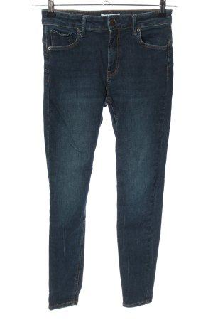 Bershka Jeans stretch bleu style décontracté