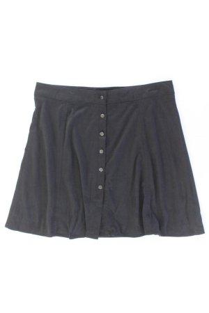 Bershka Spódnica ze stretchu czarny Poliester