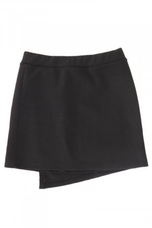 Bershka Spódnica ze stretchu czarny