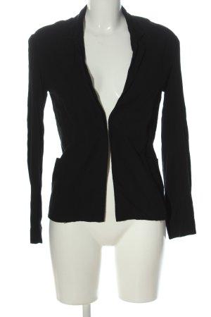Bershka Cardigan tricotés noir style décontracté