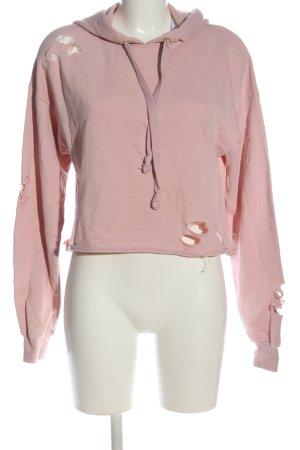 Bershka Sweatshirt pink Casual-Look