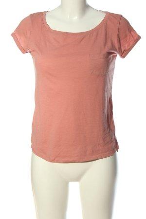Bershka T-Shirt brown flecked casual look