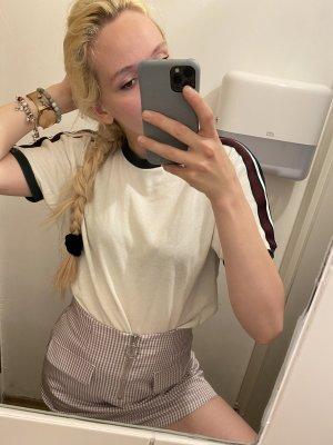 Bershka T-shirt bianco