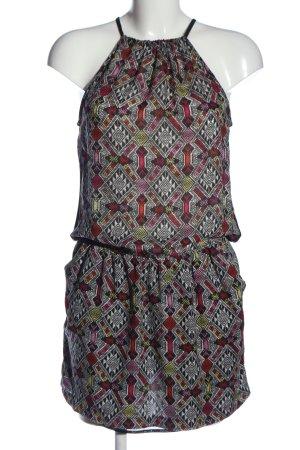 Bershka Trägerkleid grafisches Muster Casual-Look