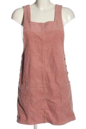 Bershka Trägerkleid pink Casual-Look