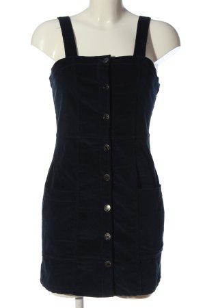 Bershka Trägerkleid schwarz Casual-Look