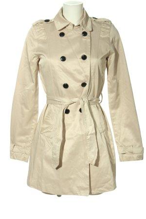 Bershka Trench Coat natural white casual look