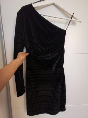 Bershka Robe asymétrique noir