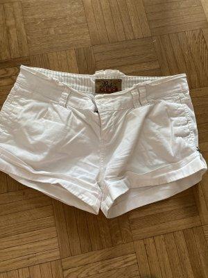 Bershka  weiße Shorts