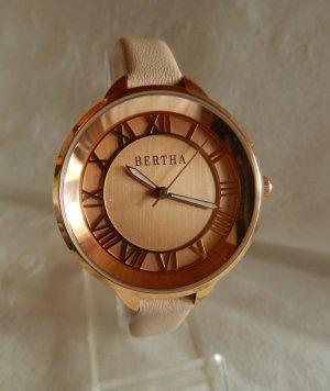 Madison Reloj analógico color rosa dorado-rosa claro