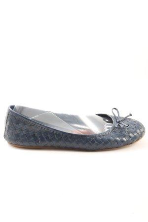 Bertie Slip-on bleu style décontracté