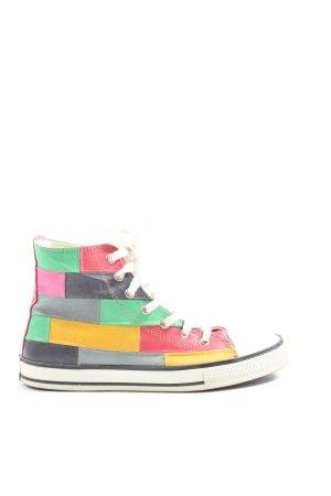 bertuchi High top sneaker veelkleurig casual uitstraling