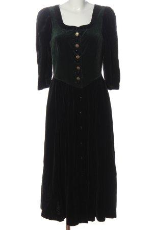 Berwin & Wolff Longsleeve Dress black-green casual look