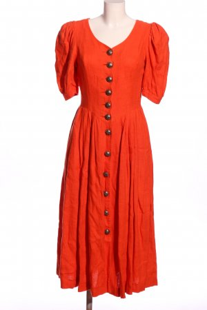Berwin & Wolff Sukienka maxi czerwony W stylu casual