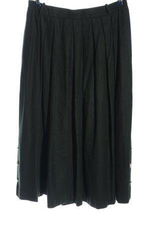 Berwin & Wolff Maxi Skirt black casual look