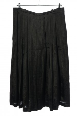 Berwin & Wolff Midi Skirt black casual look