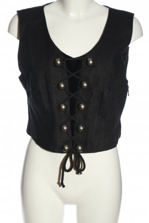 Berwin & Wolff Traditional Blouse black casual look