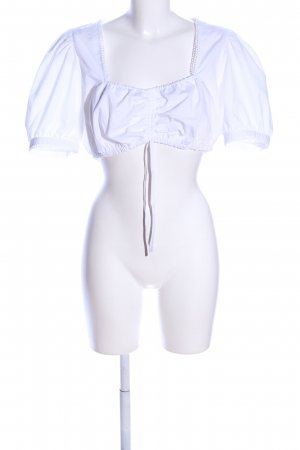 Berwin & Wolff Traditional Blouse white casual look