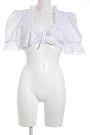 Berwin & Wolff Traditional Blouse white elegant