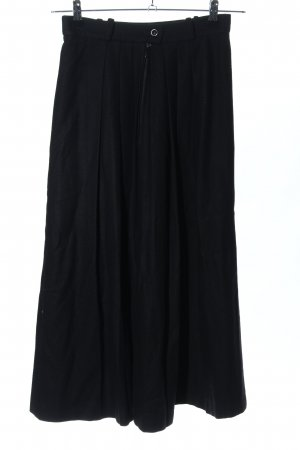 Berwin & Wolff Traditional Skirt black casual look