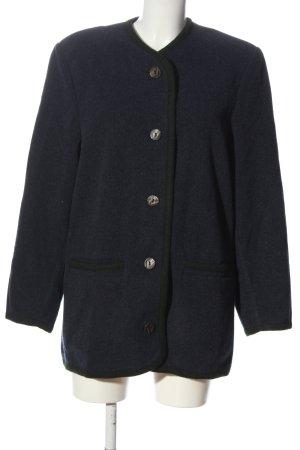Berwin & Wolff Between-Seasons-Coat blue casual look