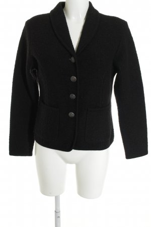 Berwin & Wolff Wool Blazer black business style