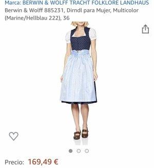 Berwin & Wolff Dirndl multicolored