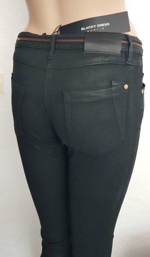 ☆ Beschichtete Jeans von Blacky Dress - Gr. 36 ☆