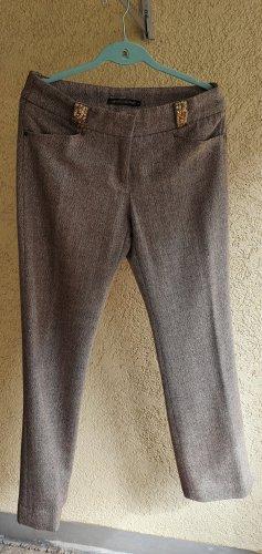 Calliope Pantalone jersey crema