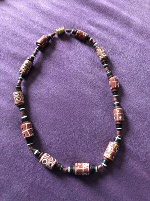 Besondere Keramik Perlenkette