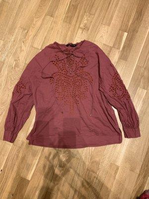 Besondere Tunika Bluse Zara