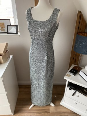 ChiChi London Evening Dress pale blue-slate-gray