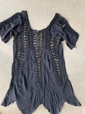 Sukienka boho czarny