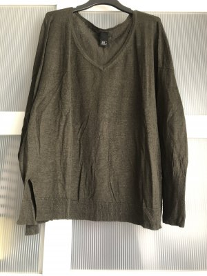 Best Connections V-Neck Sweater multicolored