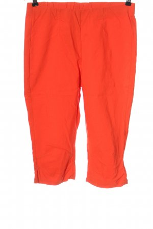 Best Connections Pantalone a 3/4 rosso stile casual