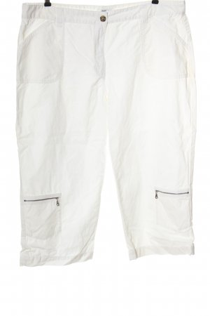 Best Connections 3/4 Length Trousers white casual look
