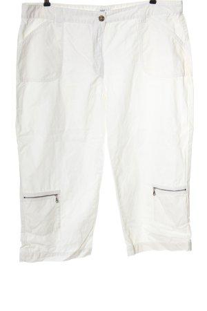 Best Connections Pantalon 3/4 blanc style décontracté