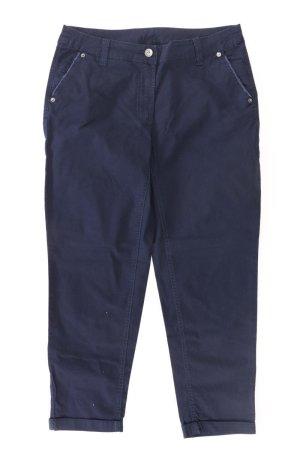 Best Connections 7/8 Length Trousers blue-neon blue-dark blue-azure cotton