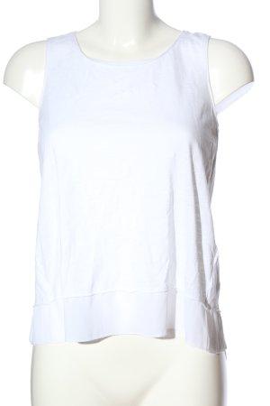 Best Connections Blouse topje wit zakelijke stijl