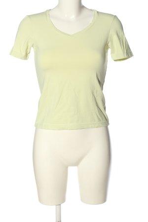 Best Connections Basic-Shirt grün Casual-Look