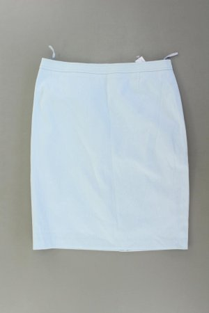 Best Connections Pencil Skirt blue-neon blue-dark blue-azure cotton