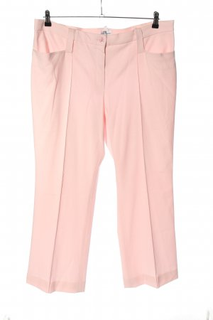 Best Connections Bundfaltenhose pink Elegant