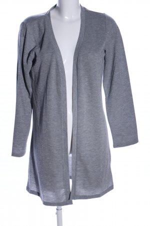 Best Connections Cardigan hellgrau meliert Casual-Look