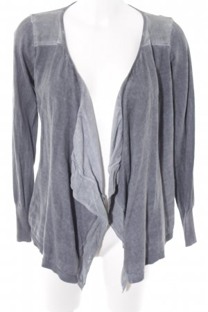 Best Connections Cardigan grau Casual-Look