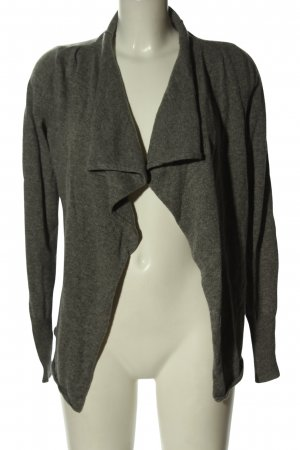 Best Connections Cardigan light grey flecked casual look