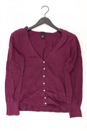 Best Connections Cardigan lilac-mauve-purple-dark violet cotton